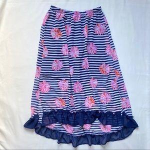 3/20$ D-signed Disney striped skirt kids
